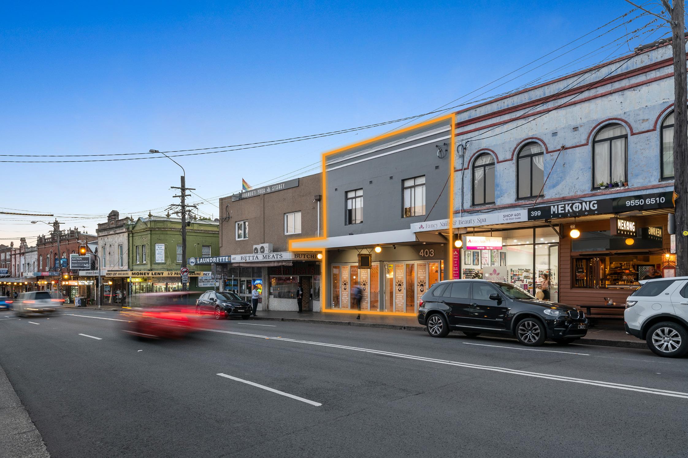 Premium Inner Sydney Investment – Major Building Upgrade