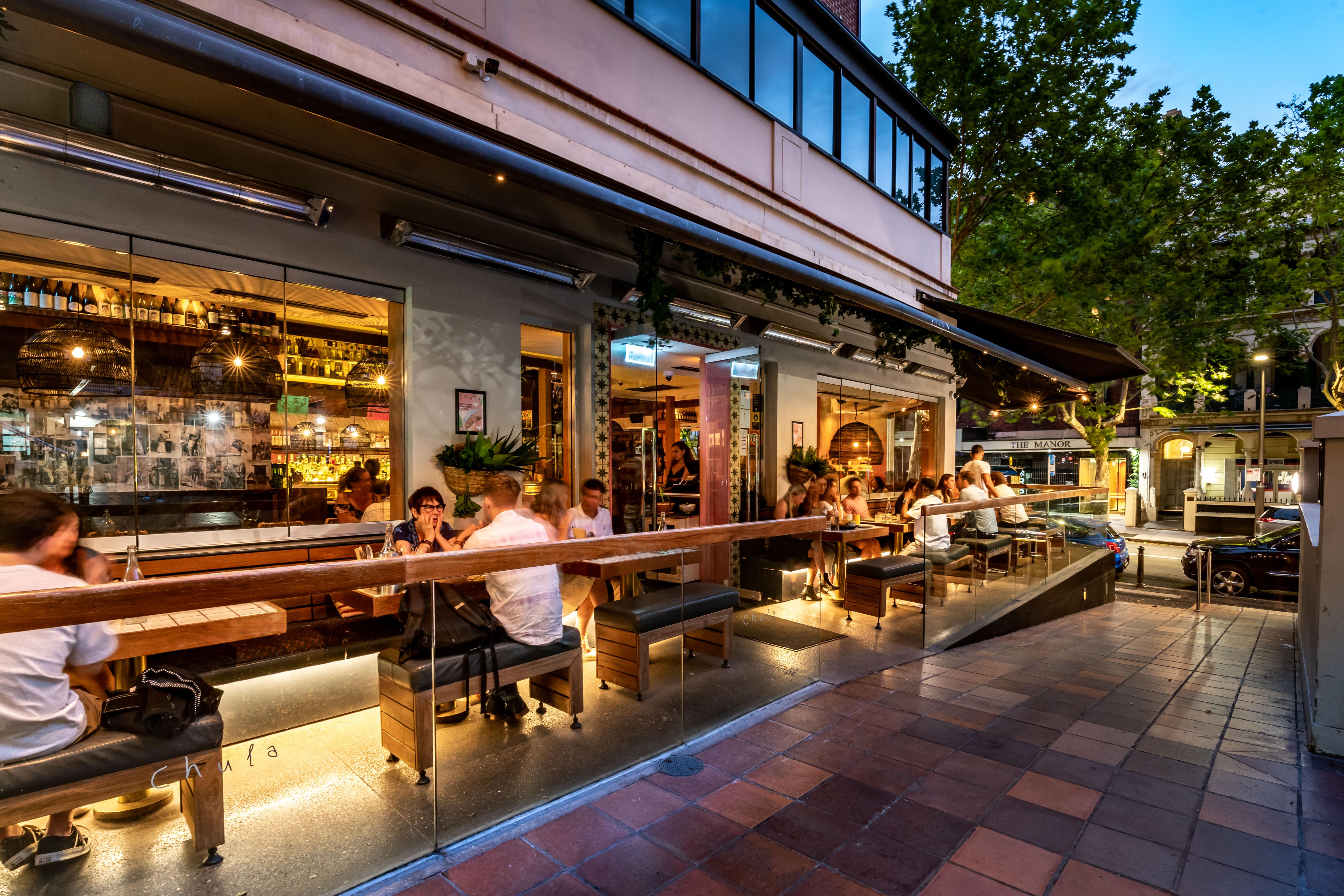 Iconic Restaurant Investment Sydney's Leading Nightlife Precinct