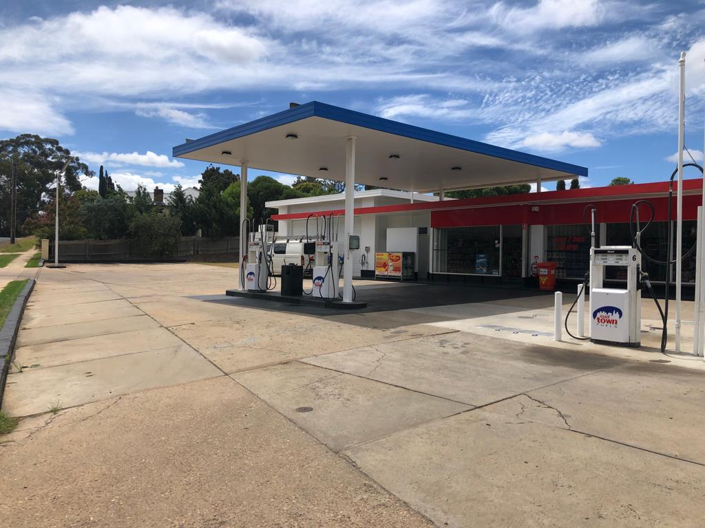 Rare Vacant Service Station – Mudgee Region – For Sale or Lease