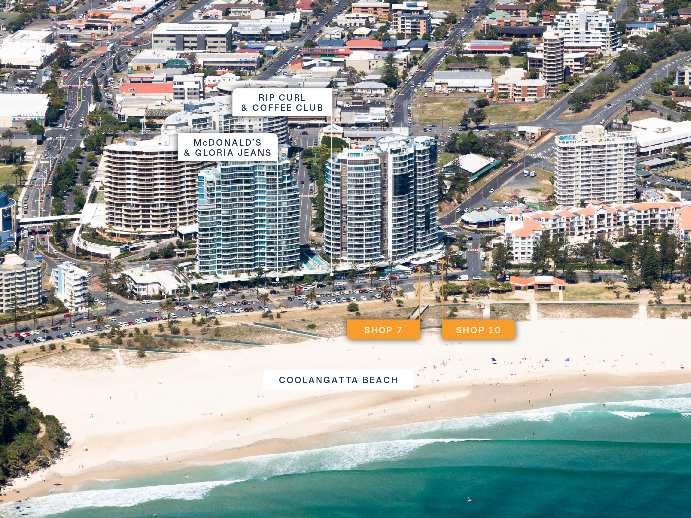Two Outstanding Beachside Investments – Prime Holiday Location