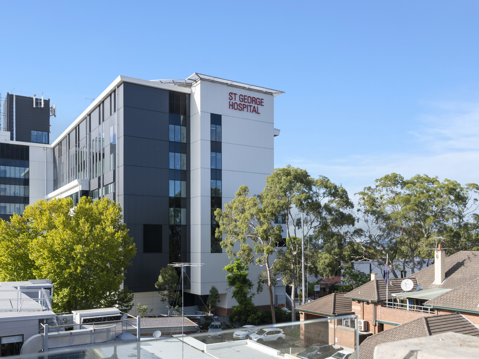2 X Medical Suites Adjacent to Kogarah Hospital