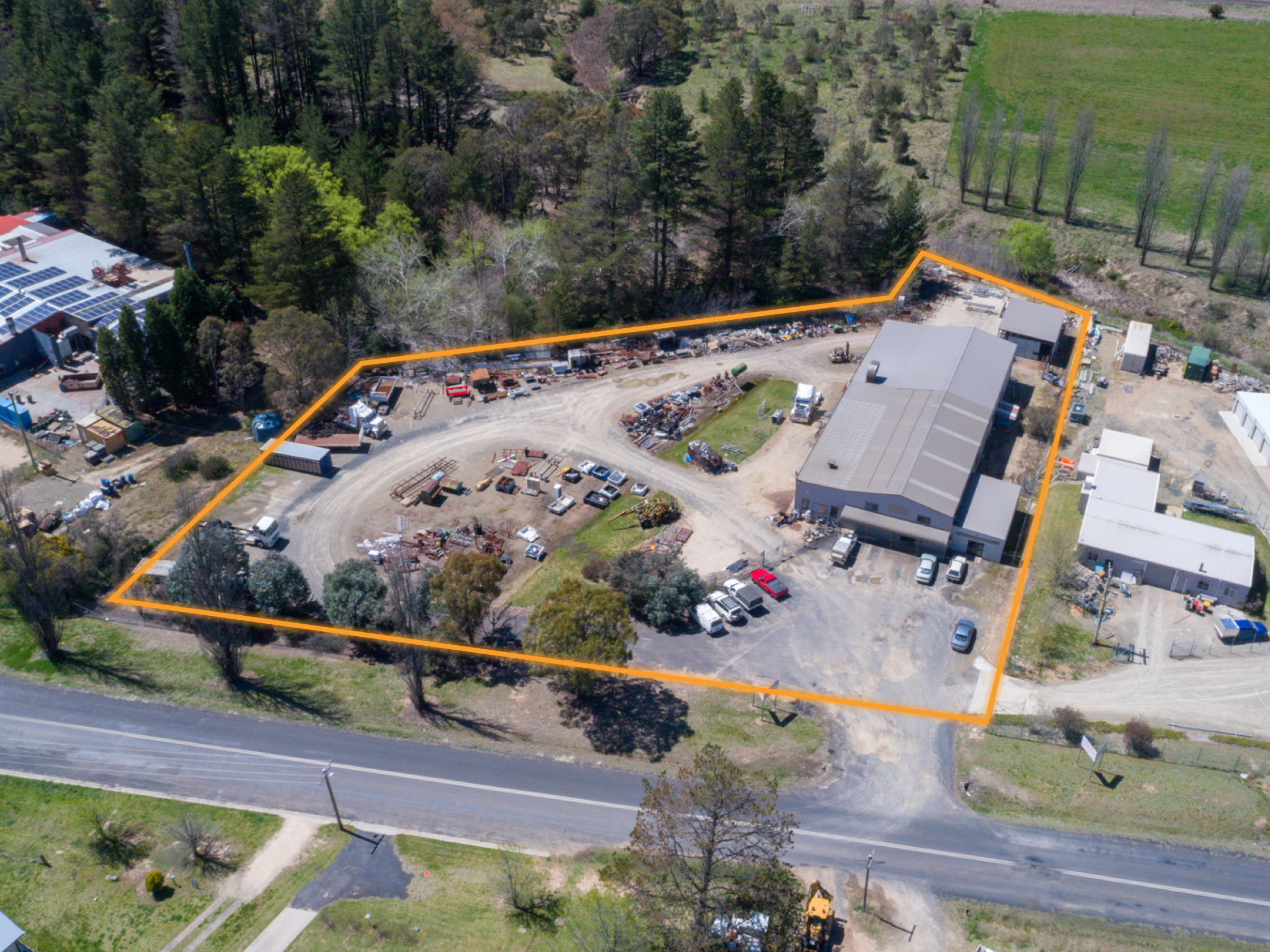Long Established Industrial Investment