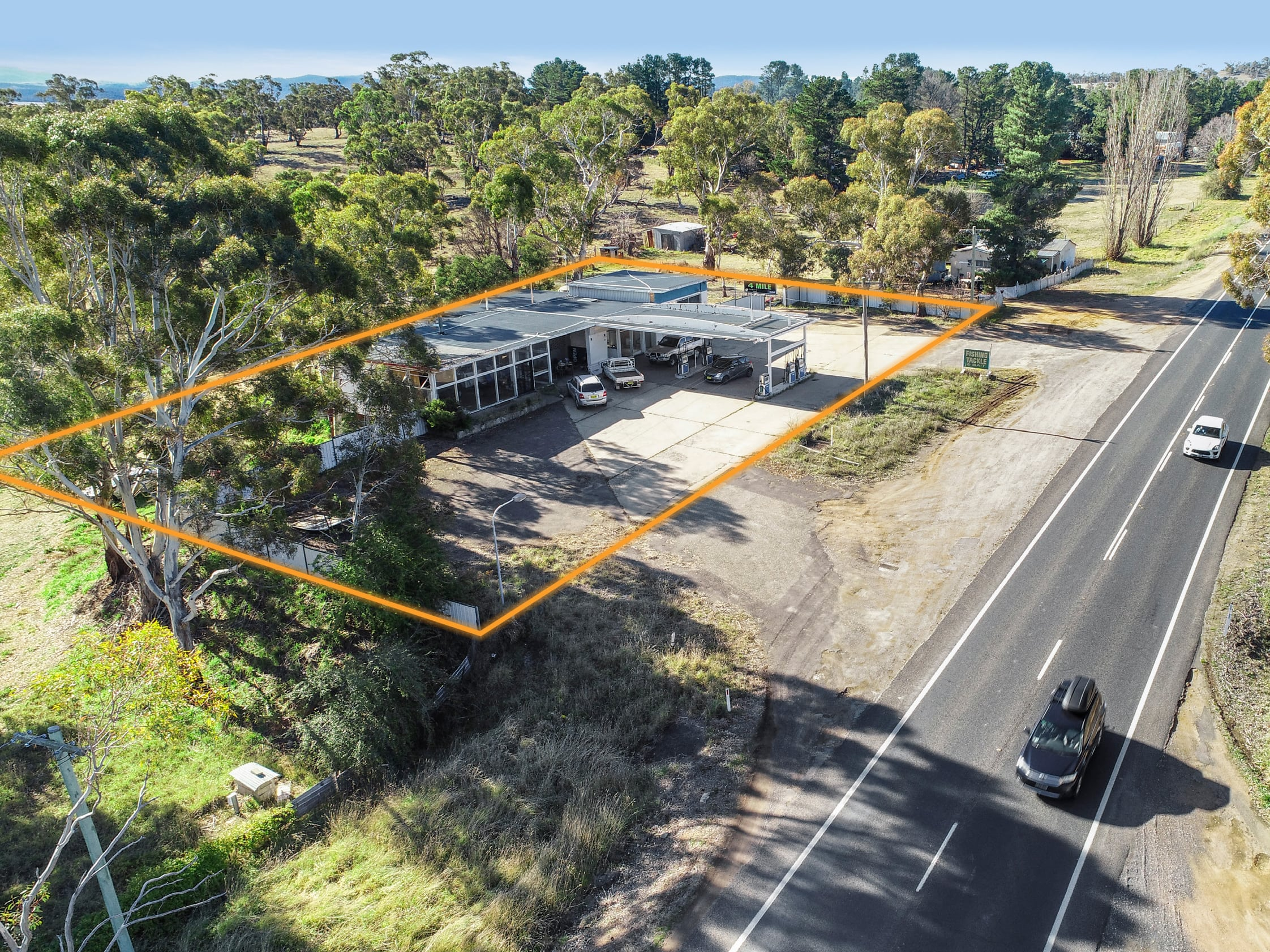 Mortagee in Possession – Highway Roadhouse Service Station