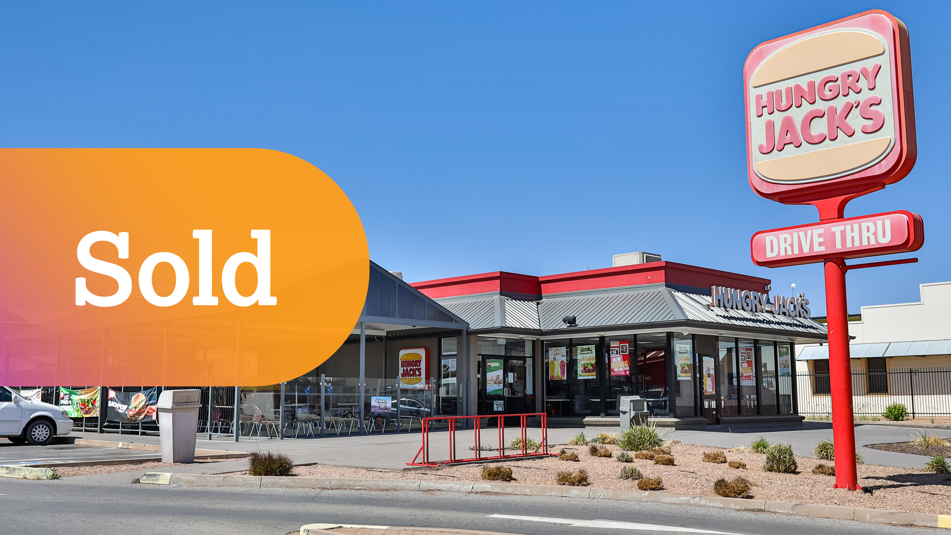 Hungry Jack's Investment in CBD Location Circa $2mil
