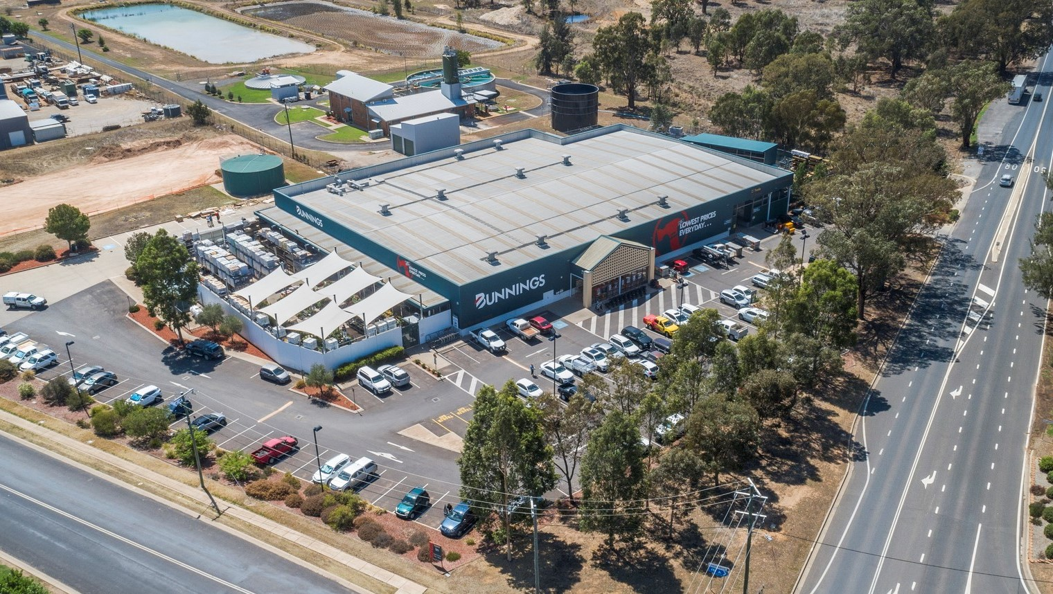 Freestanding Bunnings Investment – High Profile Highway Location