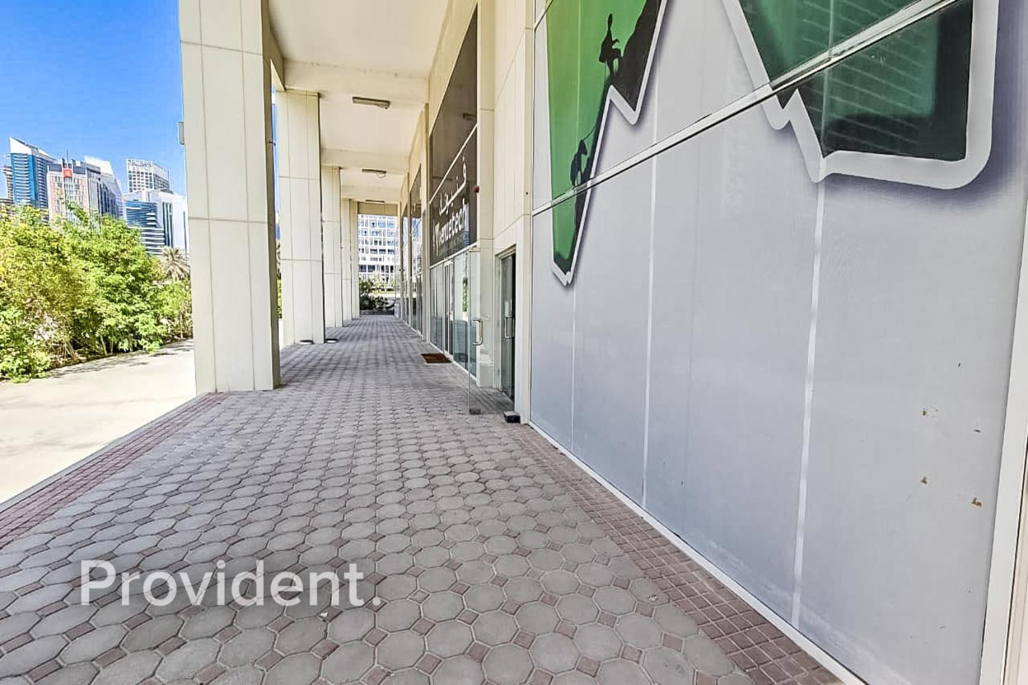 Fitted Retail Space For Rent - Business Bay
