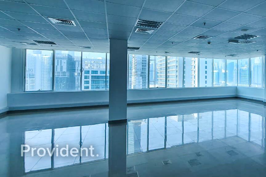 Full Floor - Open Layout - Easy Access to Al Khail
