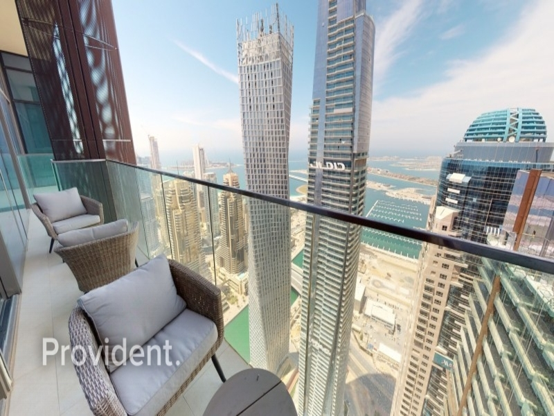 Upgraded Finish|Stunning View|High Floor|High ROI