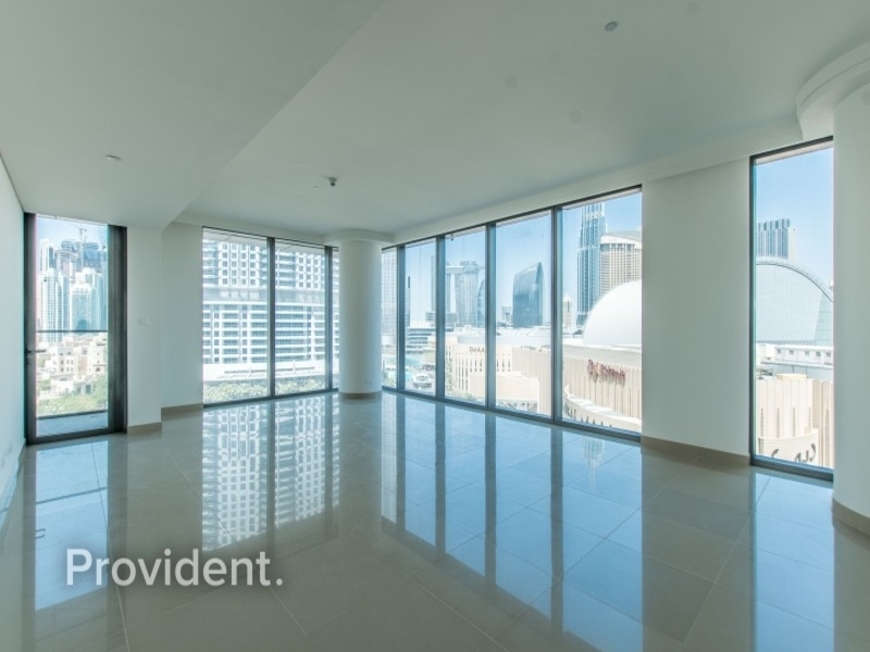 Brand New|3 Bed Plus Study|Burj & Boulevard View
