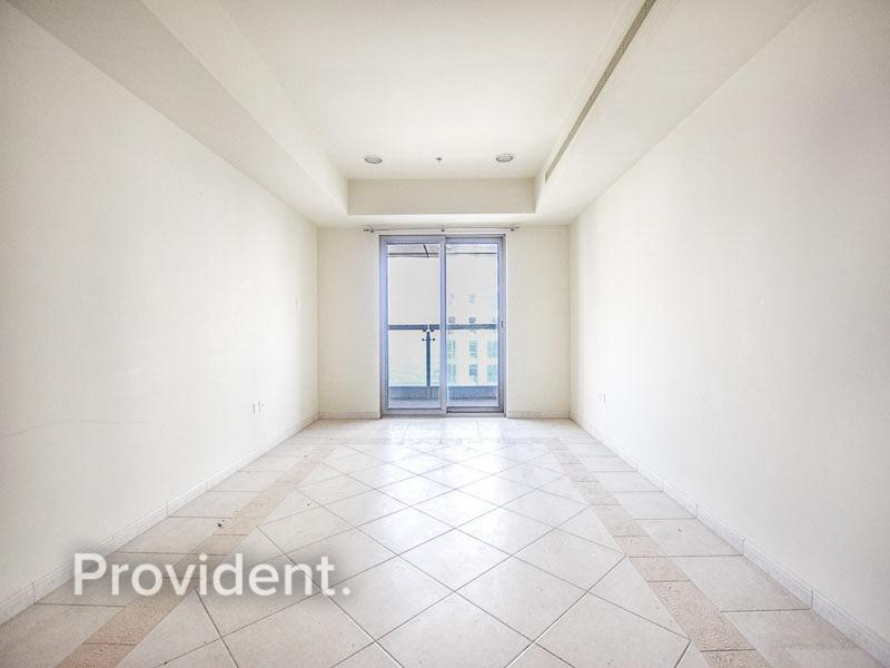 Rented  | Mid Floor | 1BR Sea View