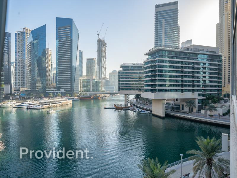 Private Terrace Full Marina View Waterfront Facing