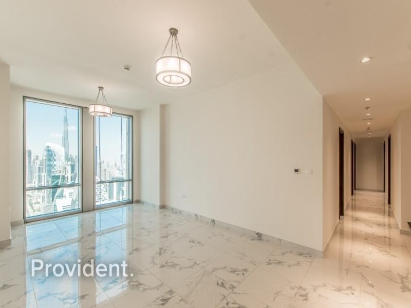 Exclusive! Brand New | Vacant | Burj Khalifa View