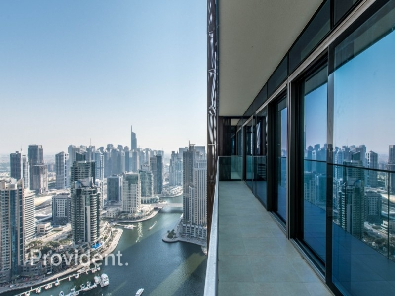 Exclusive Marina View Rented For AED120K