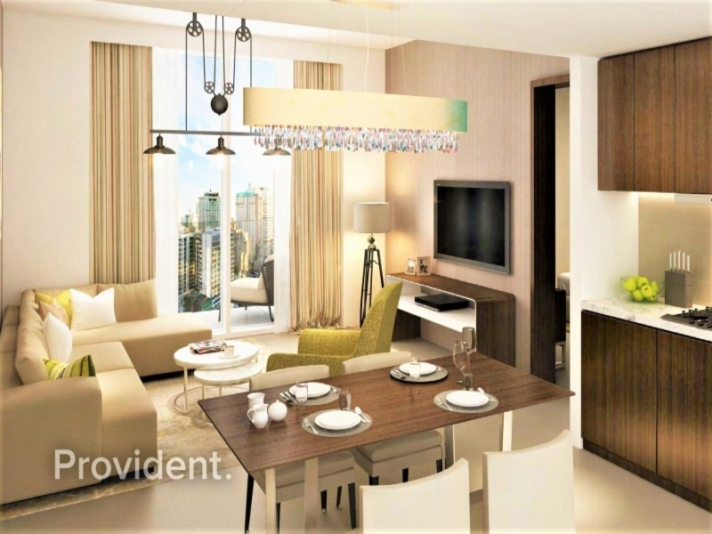 Overlooking the Dubai Canal | Stunning Apartments