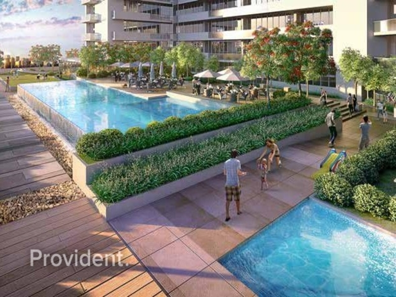 Close to Dubai Water Canal | Vibrant Living