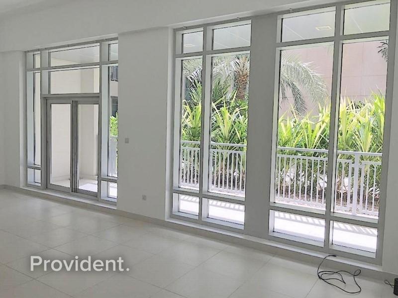 Garden View | Spacious | Low Floor