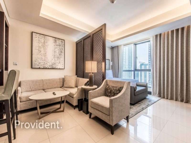Best Investment | High Floor | Luxury Furnished