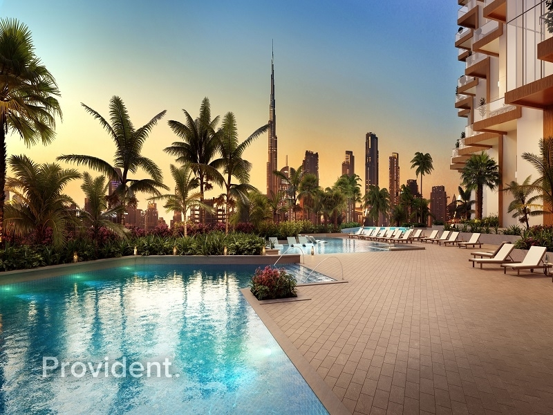 Luxury Branded Residence, Only 10% Booking