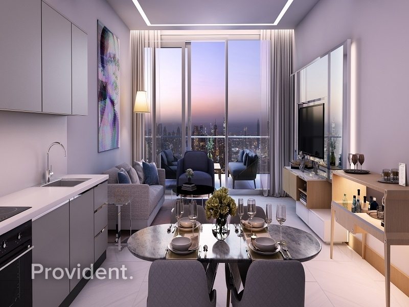Branded Residence, Pay 30% and Get the Keys