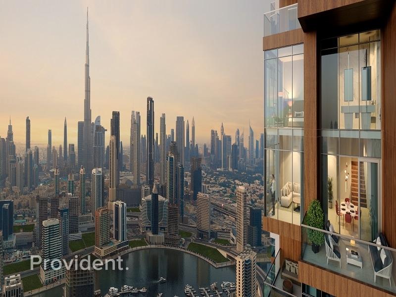 Full View of Burj Khalifa, Handover Soon