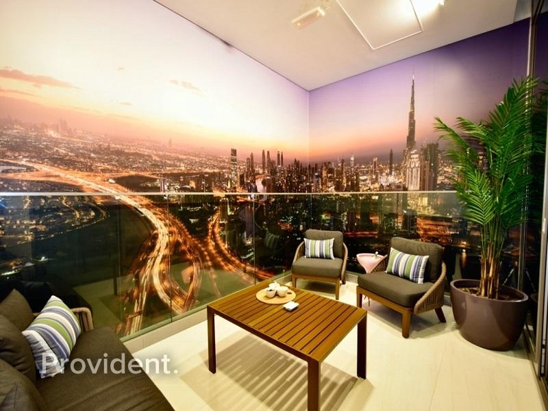 Classy Duplex Apts, Facing Burj Khalifa