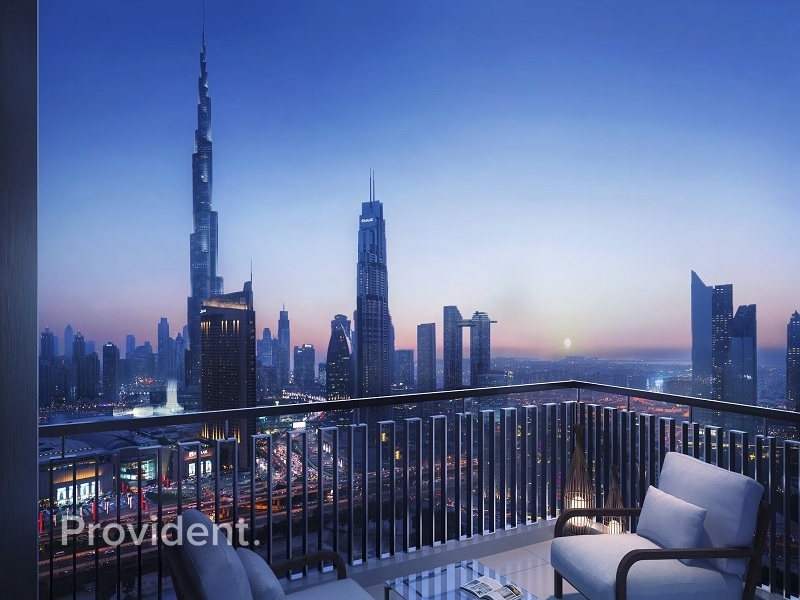 High Floor, Views of Burj Khalifa, Near Mall
