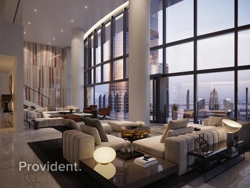 Full Floor Penthouse, Full Burj Khalifa View
