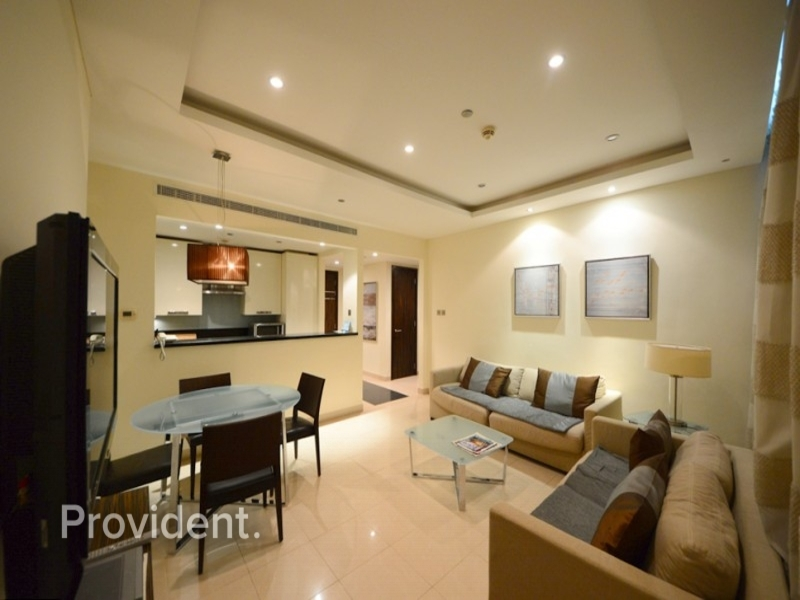 Good Deal | Fully Furnished 1 B/R | Tenanted