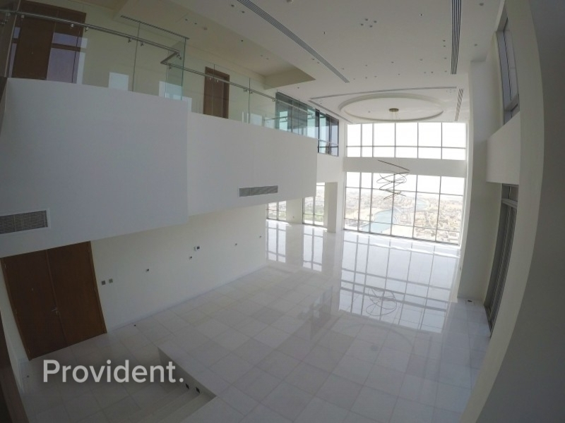 Unique 6Bed Duplex Penthouse|Panoramic view
