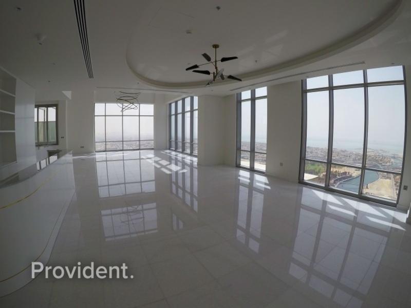 Unique 6Bed Duplex Penthouse|Panoramic view