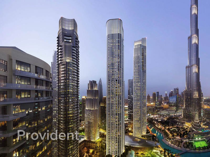 Exclusive Penthouse    Ready by April 2022