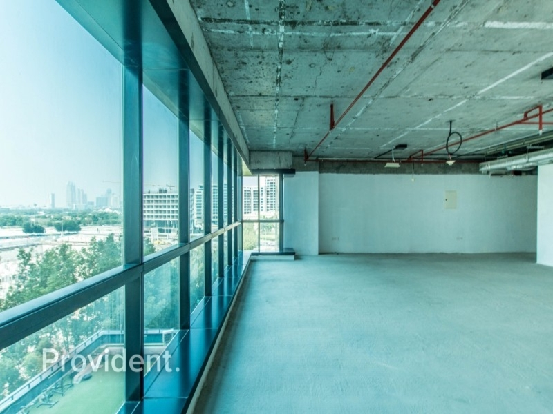 Shell and Core - High Floor - Amazing View of  JLT