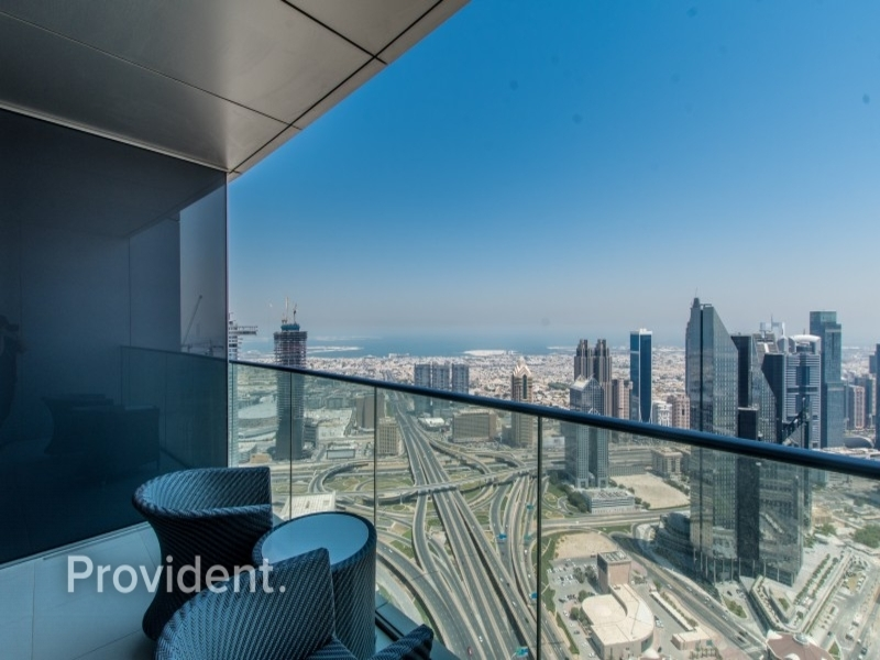 Duplex | Stunning View of Burj And Fountain