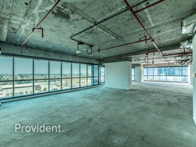 Full Floor - Shell and Core Office - Near to Metro