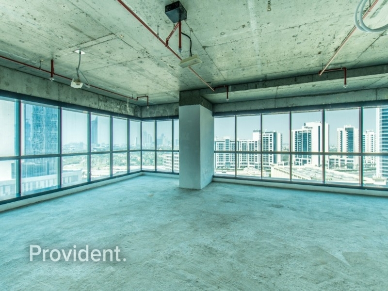 Shell and Core Office - High Floor - Amazing View