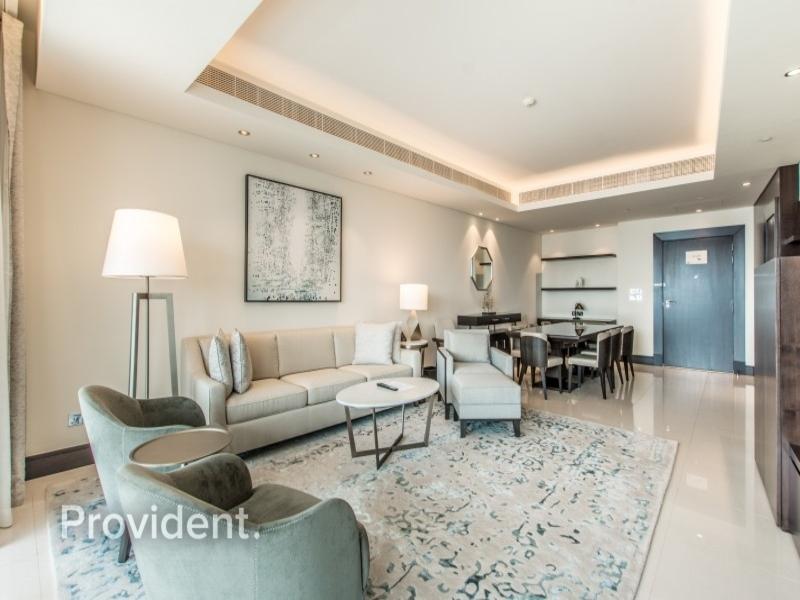 Luxury | Type 04 | Burj and Fountain Views