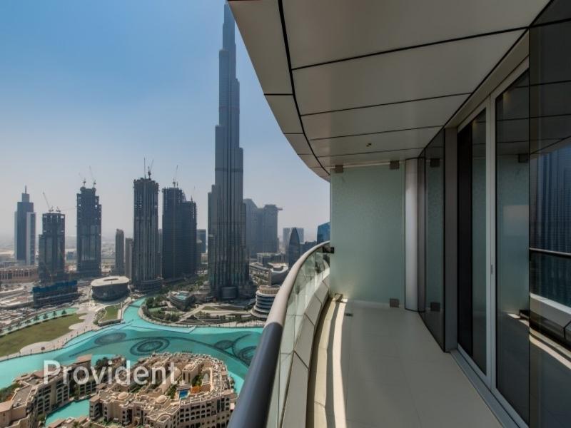 Corner Unit | High Floor | Luxury Furnished