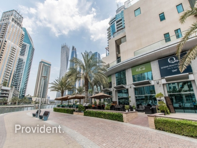 Fully Fitted - Partitioned - Marina Walk View