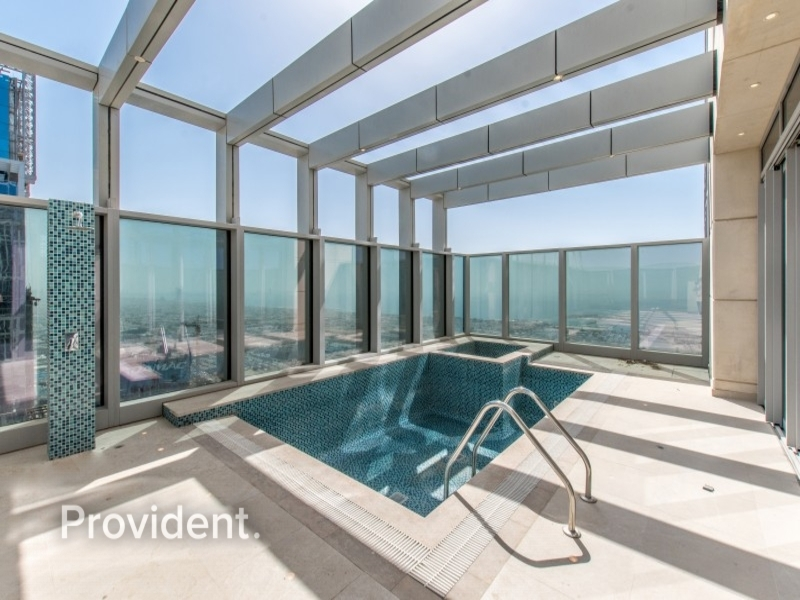 Luxury Penthouse   Private Pool & Jacuzzi