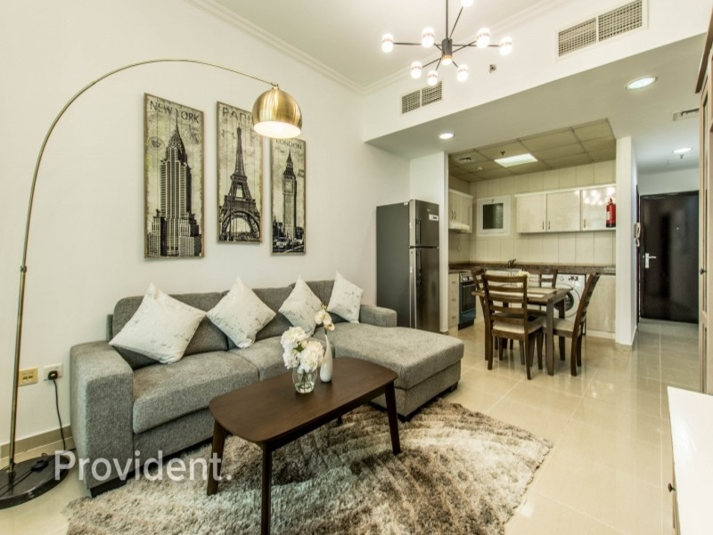 Exclusive|Full Lake View|Luxury Furnished