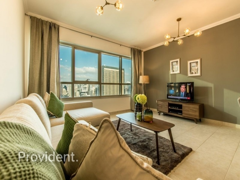 Exclusive   Luxury Furnished with Full Marina View