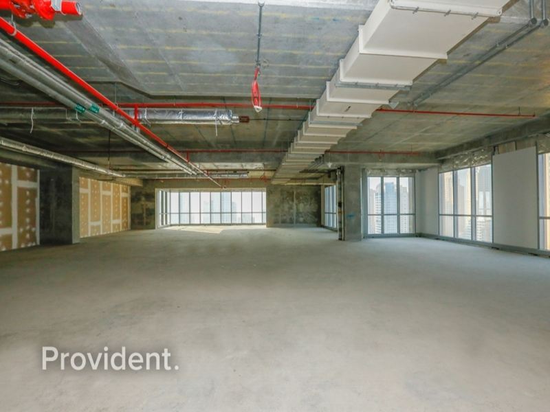 High Floor | Shell and Core | Good Location