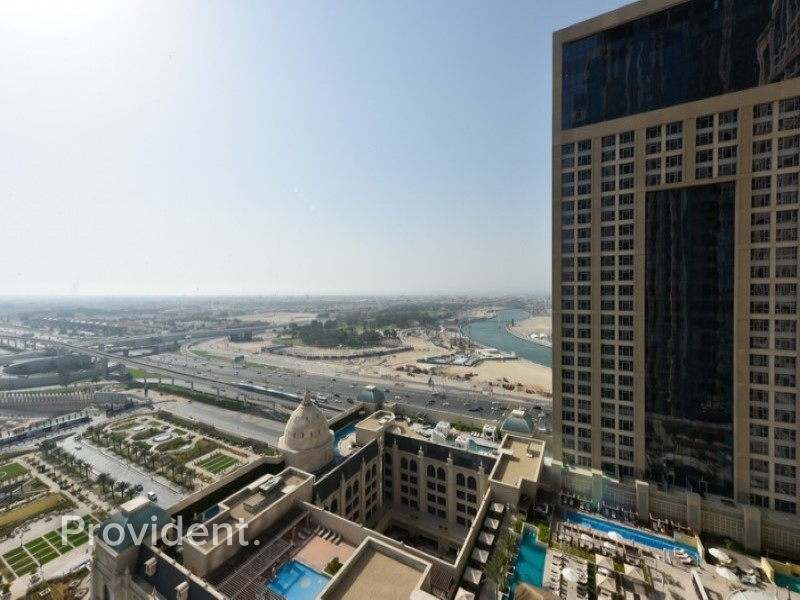 Prime Location 2Bed|High floor|Canal view
