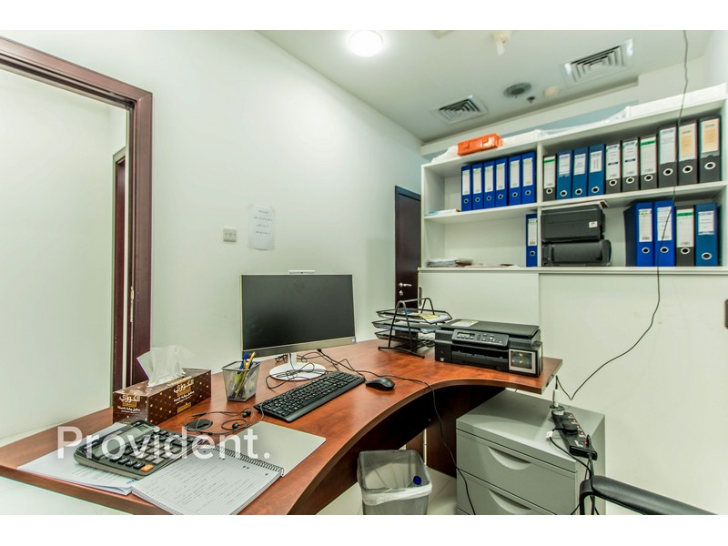 Rented - Fitted Office - High Floor - Great Offer