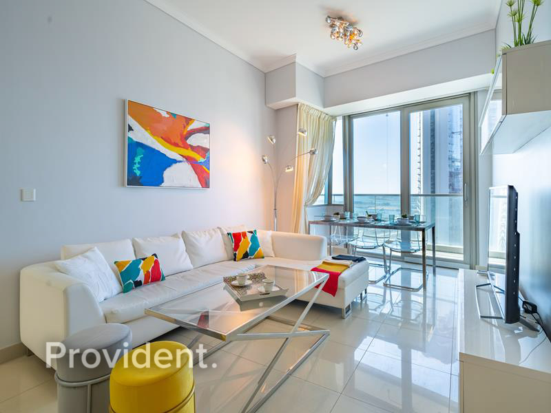 Exclusive | Luxury Furnished Home | Full Sea View