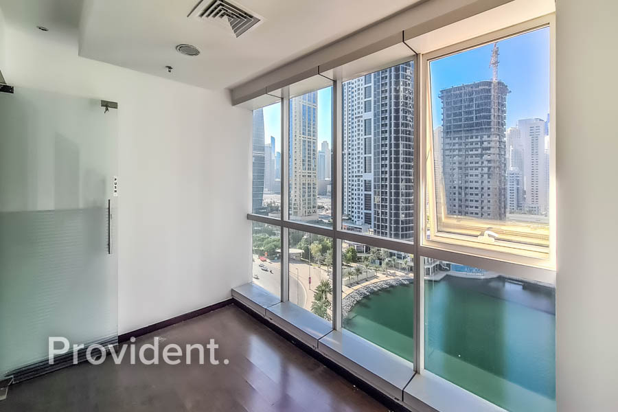 Full Lake View | High Floor | Open Layout