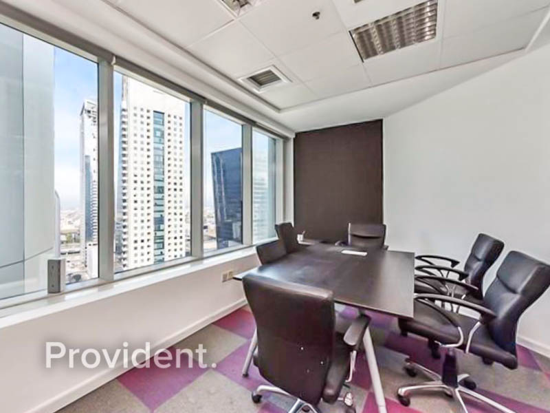 High Floor | City View | Partitioned