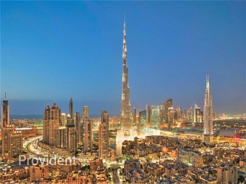 Facing Burj Park   Prime Location   High ROI
