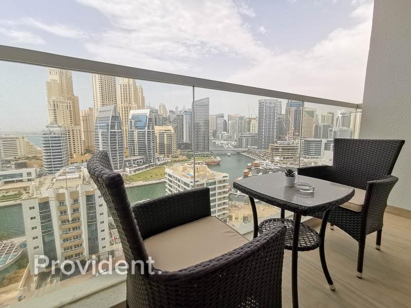 Full Marina View | Vacant on transfer