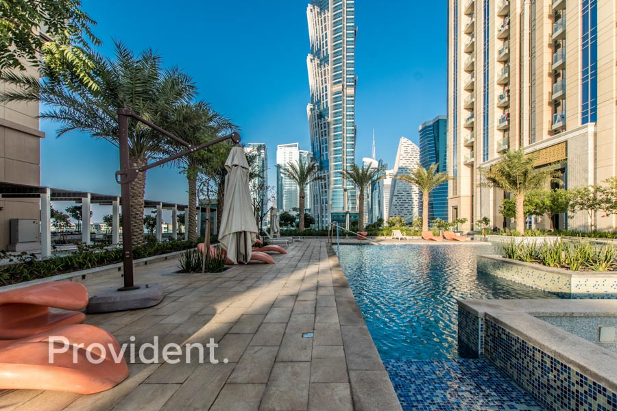 Amna Tower | Habtoor City | Canal View